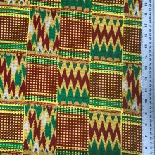 Cotton African Print
