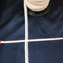 "Elastic 0.5"" Cord Flat Trim Ice Pink"