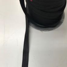 Elastic Trim 1.5 cm Dark