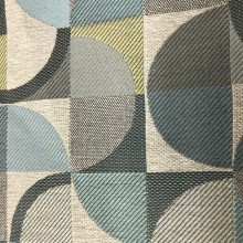Upholstery Fabric Clockwork